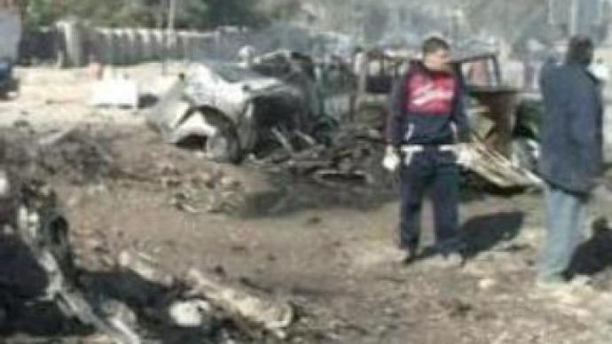 At least 29 killed in Baghdad