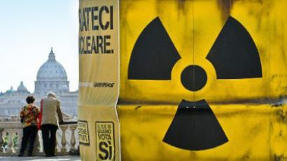 Fukushima disaster drives into Ukraine