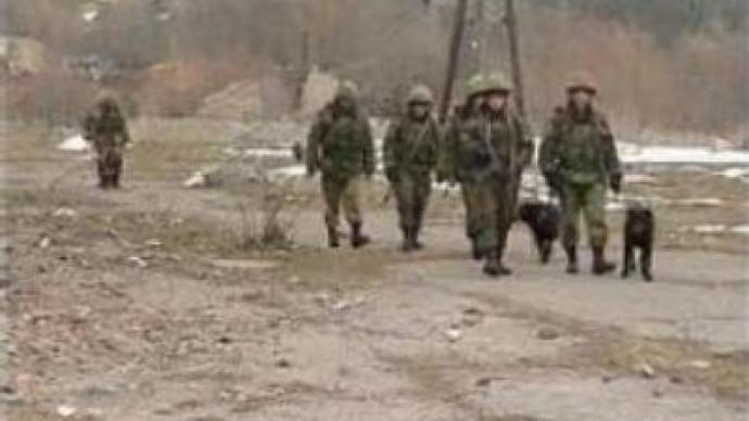 Attack on police post in South Ossetia is investigated