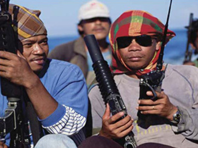 Somali pirates back from the future