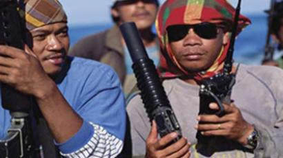 'No politics in pirates' actions'