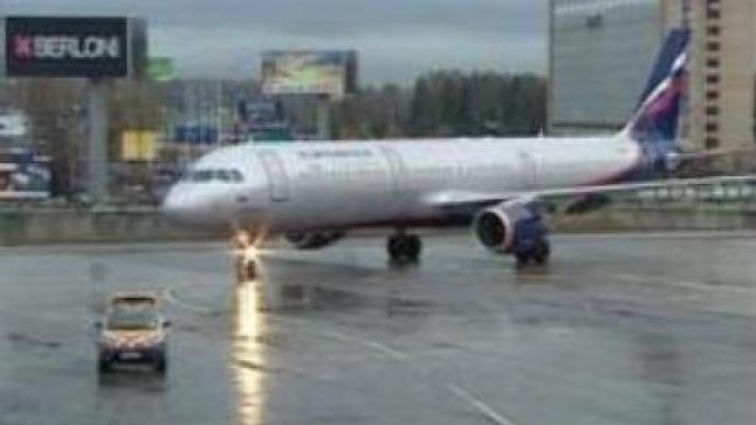 Attempted hijacking of Russian plane