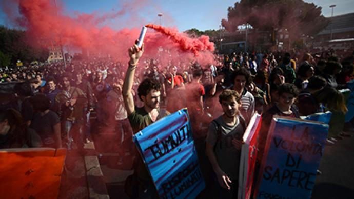 Mega strike hits Europe: LIVE UPDATES
