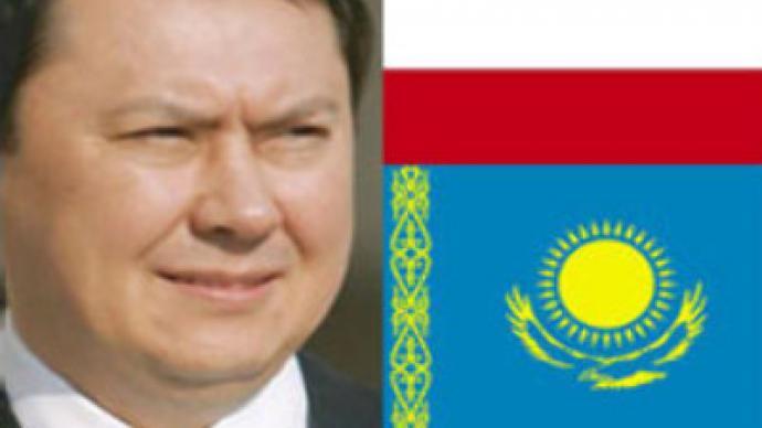 Austria won't extradite former Kazakh ambassador