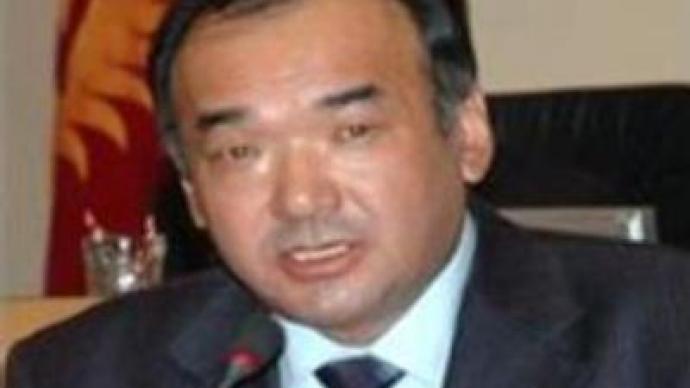 Azim Isabekov becomes new Kyrgyz PM