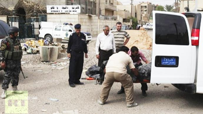 Competence of Iraqi security forces questioned after church siege