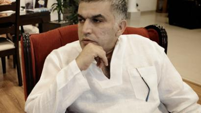 Bahrain rights activist Nabeel Rajab acquitted over tweet, still in jail