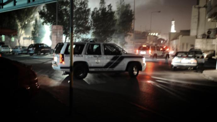 Bahrain uprising: Police fire tear gas, rubber bullets on protesters