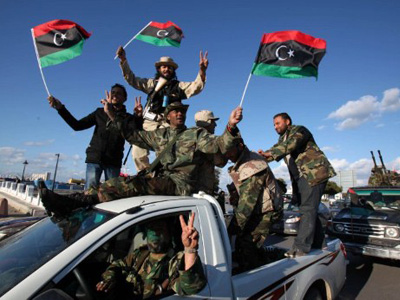 Libya one year on: Celebration or commemoration?