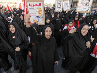 Silent crisis: Bahrain opposition seeks support, international attention in Russia