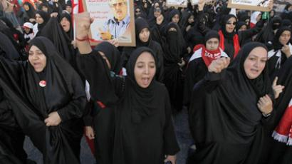 Bahrain meets 2013 with intensified crackdown on protesters