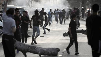 Bahrain crackdown: West talks, Paramilitary forces walk