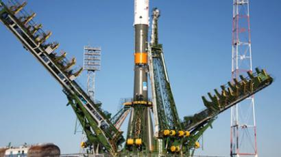 """Lost and found"" Soyuz capsule safely docks with ISS"
