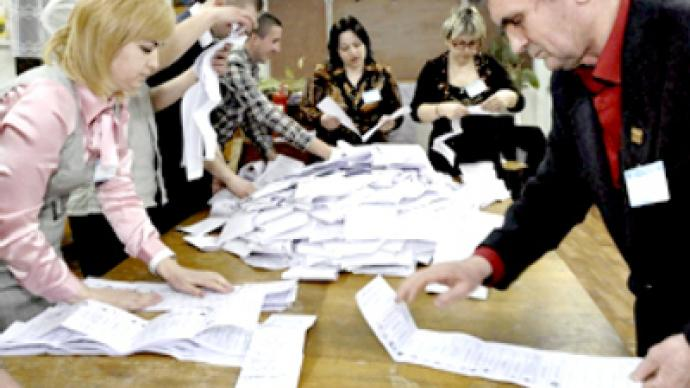 Ballots to be recounted in Moldova – Constitutional Court