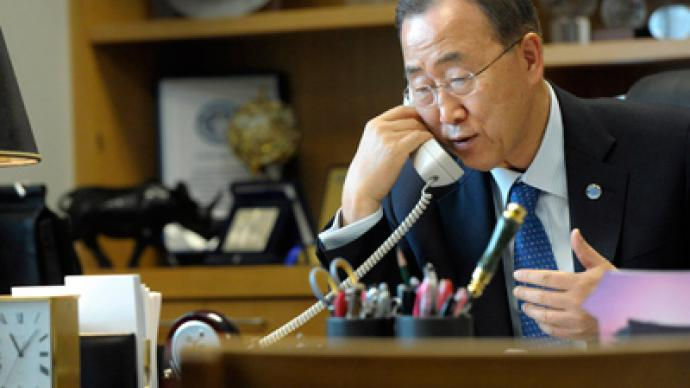 Knock knock, Harper to Ban: How the UN chief was phone pranked