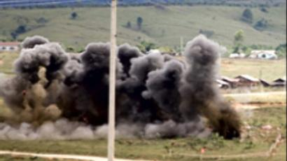 'Civilian killer': Cluster bombers' pact on table