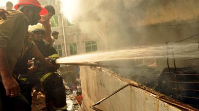 Factory managers arrested for not letting people escape deadly Bangladesh fire