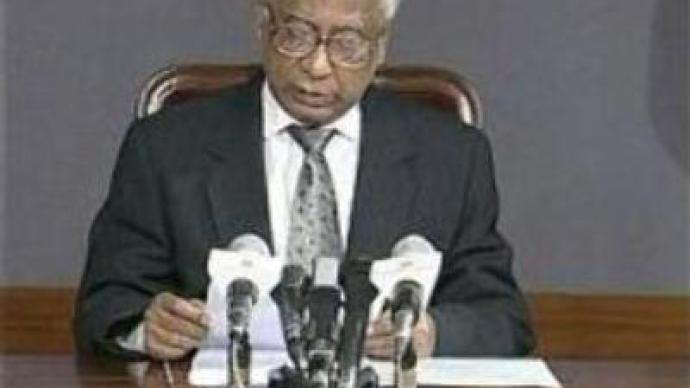 Bangladesh President resigns