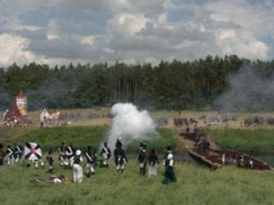 Battle of Friedland commemorated