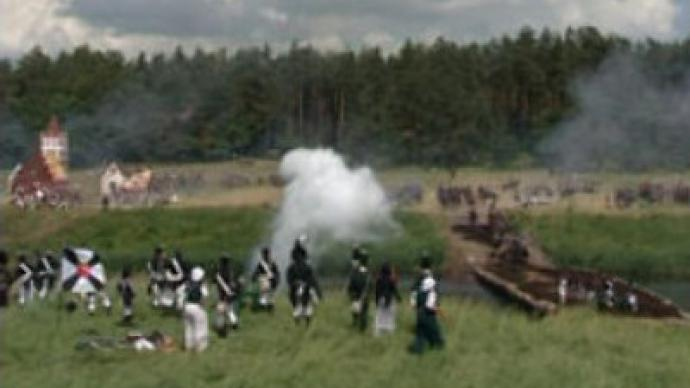 Battle of Friedland commemorated