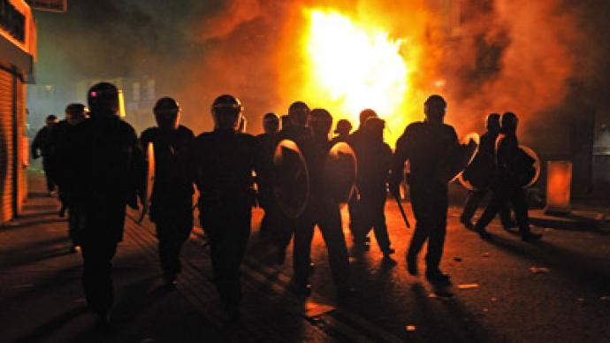 Banned in the UK! BBC fights for right to air riot docudrama