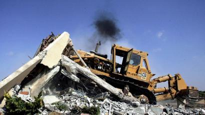Good Guinness, deliver us! Israel demolishes Arab village 38 times