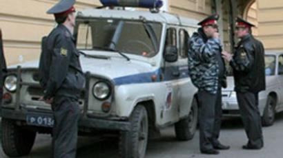Beheading crime sows panic in small Russian town