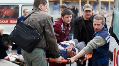 """Turn everything inside out"" to find Minsk blast organizers, orders Lukashenko"