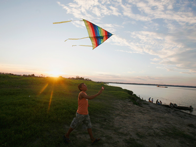 Belarus: No-kite-fly zone