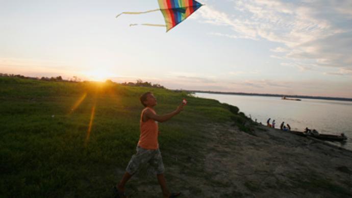 Belarus: No-kite-fly zone