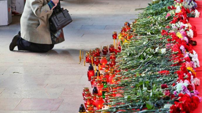 Belarus mourns victims of metro blast