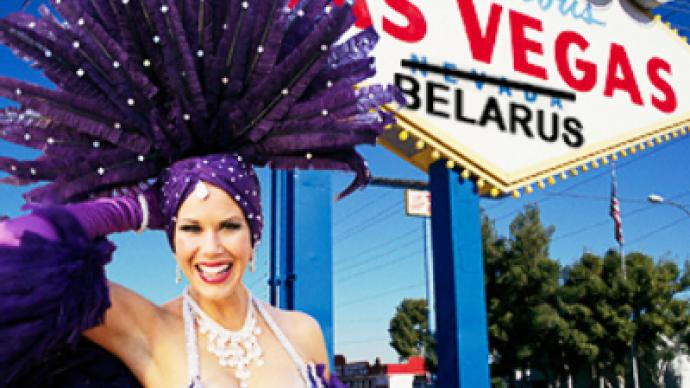 Belarus to become post-Soviet Las Vegas