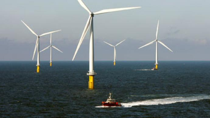 Belgium to build 'battery island' to store wind farm energy