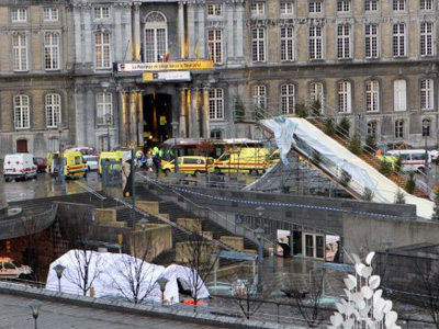 'Liege rampage was not an isolated event'