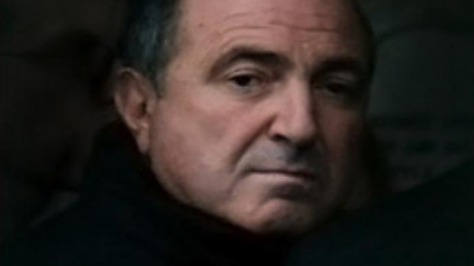 Berezovsky implicated in Georgian tycoon's death