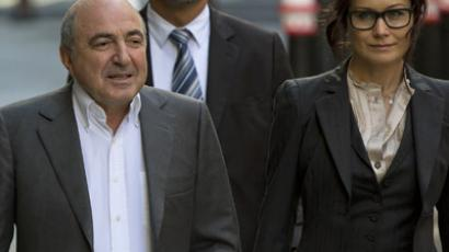 Berezovsky faces money-laundering charges in France
