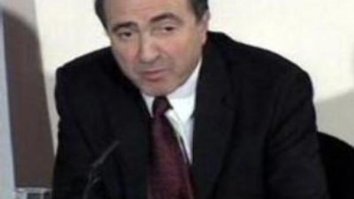 Berezovsky repeats suspicions about Litvinenko's death