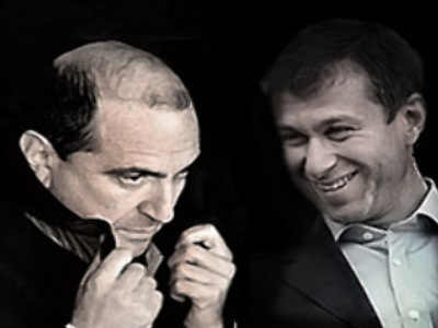 Berezovsky vs Abramovich - battle of the oligarchs