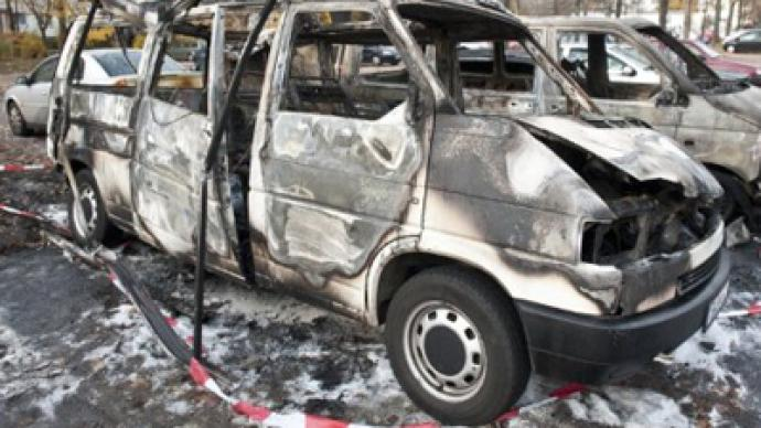 German cops spy on 4 mln phone users to catch arsonists