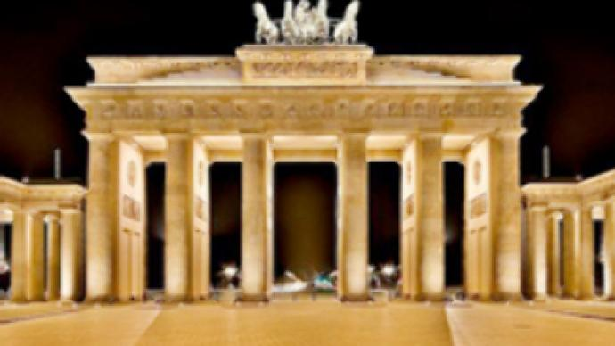 Berlin's Brandenburg Gate closed for Obama