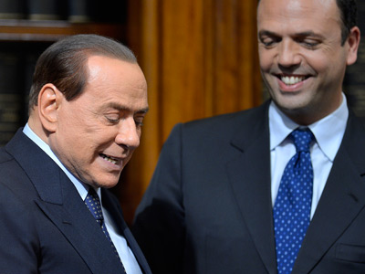 EU holds breath over crucial Italy election