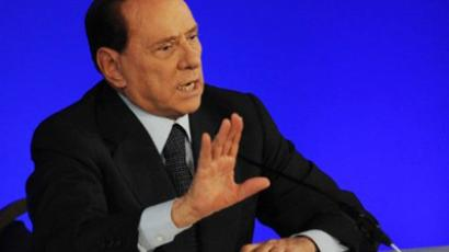 Sharks circle as Berlusconi treads water