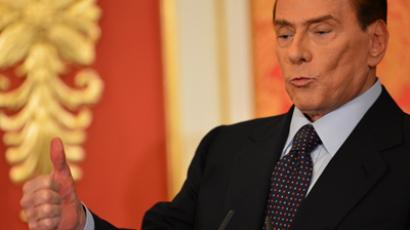 Berlusconi defends Mussolini on Holocaust Remembrance Day, sparks outrage