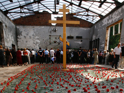 Beslan tragedy: skies white with grief