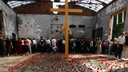 Beslan marks 9 years since deadly school siege, Russia's worst terror attack