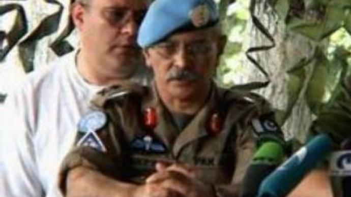 Better days in Abkhazia, peacekeepers say