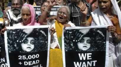 25,000 killed, 500,000 poisoned: Bhopal demands justice 30 yrs after world's worst chem disaster