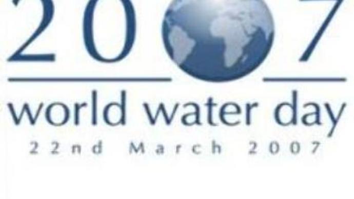 Billions mark World Water Day