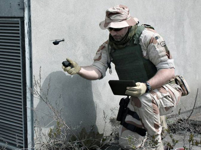 UK deploys toy-sized spy drones in Afghanistan