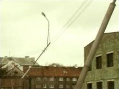 Black-out in Kaliningrad region